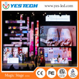 High-End Video Wall LED Curtain Easy to Install