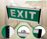 The Best Selling Wall Mounted Light Emergency with Exit Sign for Fire Escape