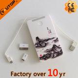 High Capacity Power Bank 8000mAh USB Charger