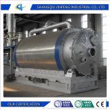 Non-Pollution and Energy Saving Tyre Pyrolysis Reactor