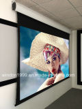16: 9 135 Inch Motorized Tab Tensioned Projection Screen