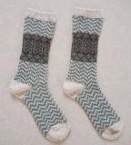Women Customer Design Knitting Socks