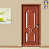 New Red Spell Wood Wholesale Security Door (sx-24-2015c)