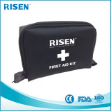 Wholesale High Quality Outdoor Portable Black Medium First Aid Kits