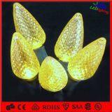 60L Yellow Decoration C7c9 LED Strand Light Garden Decoration