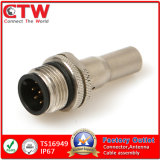 IP 67 a-Coding Male Cable Side Connector