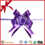 Holographic Material Holiday Butterfly Pull Bow