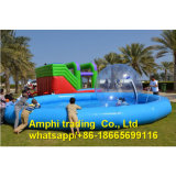 PVC Swimming Pool, Large Inflatable Swimming Pool Can Be Customed Size