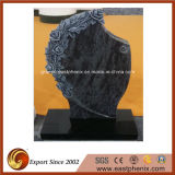 Modern Natural Granite Stone Tombstone