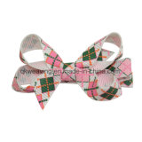 Colorful Kids Hair Barretts Ribbon Bow Hair Clip Hair Flower