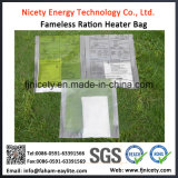 Water Reactive Military Mre Flameless Ration Heater Bag Use