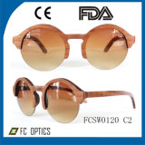 Compertivie Price Fashion Wood/Bamboo Sunglasses Manufacturer Wooden Sunglasses