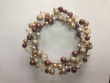 New Natural Decorated Christmas Wreath