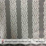 Soft Eyelash Net Lace Fabric (M2212)