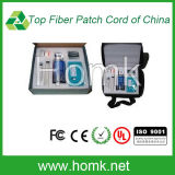 China Optical Fiber Cleaning Box Fiber Cleaning Toolkits