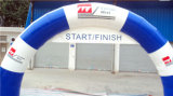 Made of PVC Inflatable Arch for Show / Event / Sale