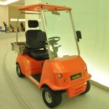 Single Seater Electric Utility Golf Cart Buggy with Cargo Box (DU-G1)