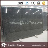 Good Price Emerald Pearl Granite /Black Galaxy/Absolute Black Granite Slab for Kitchen Countertop, Island Top