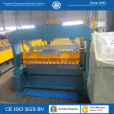Glazed Steel Roof Panel Forming Machine