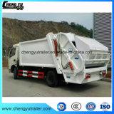 4X2 Refuse Garbage Truck