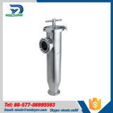 Stainless Steel Food Grade Threading Angle-Type Filter Strainer