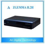 Dual Core CPU Satellite Receiver DVB-S2+DVB-T2/C Zgemma H. 2h