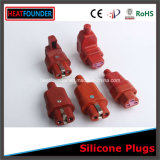 25A Silicone Rubber Industrial Plug