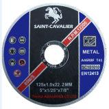 Abrasives Cutting Disc 125X1.0X22.2