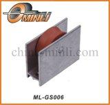 Aluminum Alloy Bracket Pulley for Slide Window (ML-GS006)