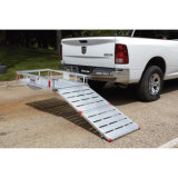 Aluminum Cargo Carrier with Loading Ramp