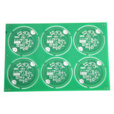Round Double Sided PCB Manufacturing