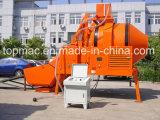 Rdcm500-16dhw Mini Mobile Diesel Concrete Plant