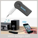 Wireless Handsfree Car Kit Audio Music Bluetooth Receiver Adapter