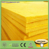 Construction Materials Fireproof Glass Wool Board