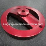 Fine Anodized CNC Machining Aluminum Ring, CNC Turning Parts