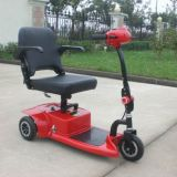 200W 3-Wheel Electric Mobility Scooter with CE Approval (DL24250-1)
