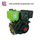 Air Cooled Single Cylinder Diesel Engine with 4 Stroke