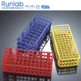 Snap-Together Test Tube Racks with Variaty Places Available