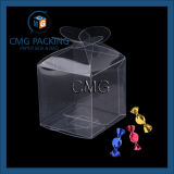 Fancy Design Transparent Candy Packing Box (CMG-PVC-016)