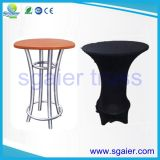 Factory Direct High Quality Cocktail Table Bar Table Bistro Table with Stretch Cover
