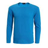 O-Neck Very Cheap Breathable Base Shirt Men Long Sleeve T-Shirt