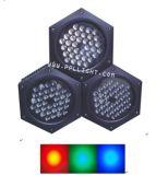 Waterproof LED Flat PAR 36X1w LED PAR Can