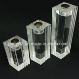High Quality Crystal Candle Holder with SGS Certificates