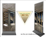 43inch Floor Standing Magic Mirror Digital Signage, Interactive Ad Player with Motion Sensor, Advertising Player Kiosk