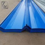 JIS G3302 SGCC Z10 Prepainted Corrugated Iron Roof Sheet