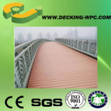 Cheap Most Popular WPC Composite Decking Flooring