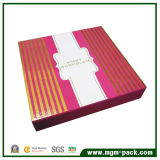 Handmade Wholesale Square Paper Chocolate Gift Box for Promotion
