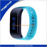 Colorful Strap Pedometer Smart Mobile Wristwatch Phone a+ Quality
