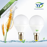 4W 6W Dimmable LED Bulb with RoHS CE SAA UL