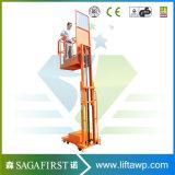 Automatic Vertical Man Welding Machine Lift Platform